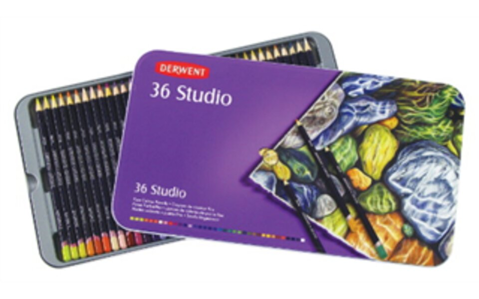 New look Studio tins!