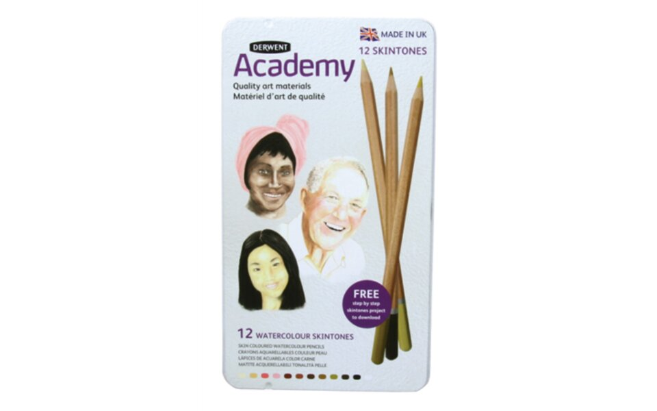 New Academy Skintones Tin!
