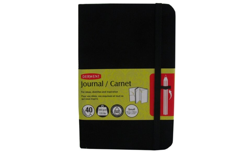 Derwent Black Journals are now in the loop!