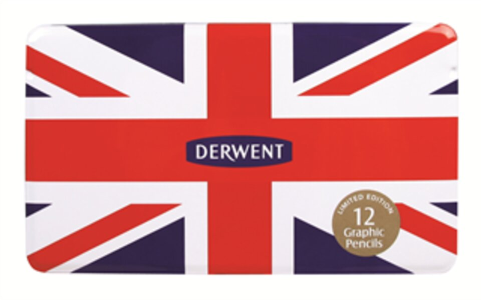 New Special Edition Union Jack Tin!