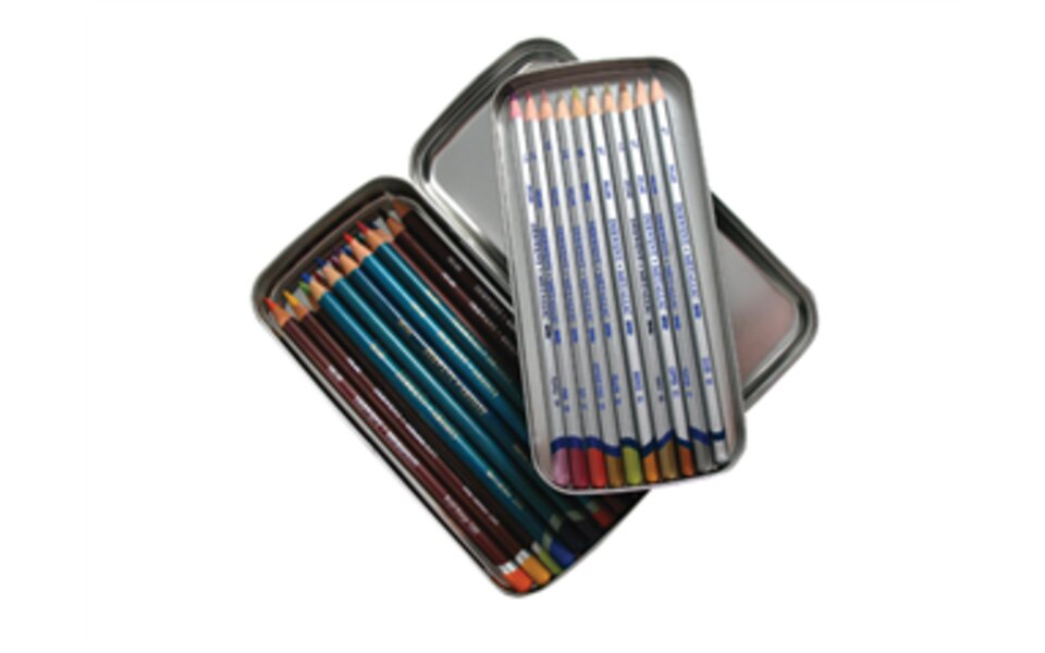 New Pencil Tin