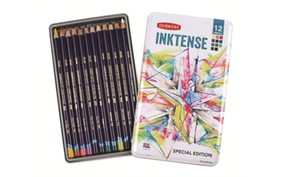 NEW Special Edition Inktense Tin!