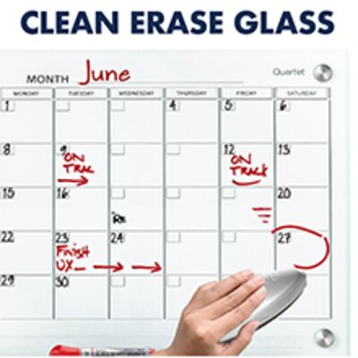 Easy to Erase. Every Time.