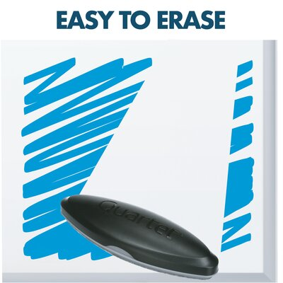Magnetic Eraser. Always Within Reach.
