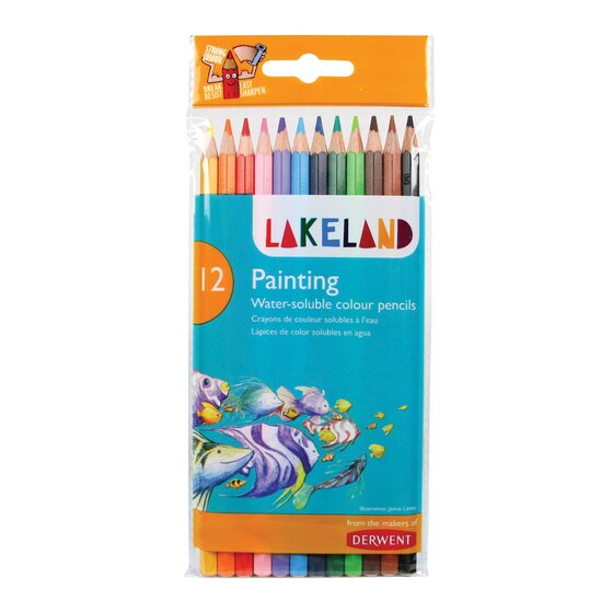 Lakeland Painting 12 Wallet