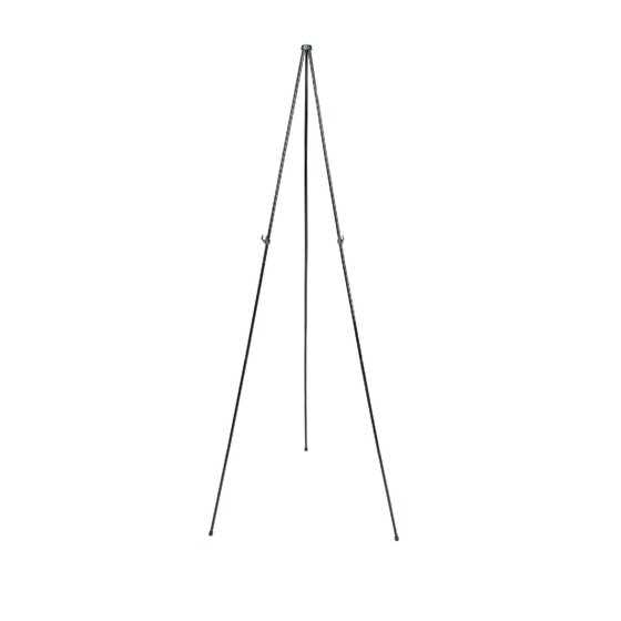 """Quartet® Instant Easel®, 63"""", Supports 5 lbs., Tripod Base"""
