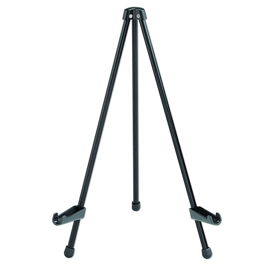 """Quartet® Tabletop Instant Easel®, 14"""", Supports 5 lbs., Portable & Collapsible"""