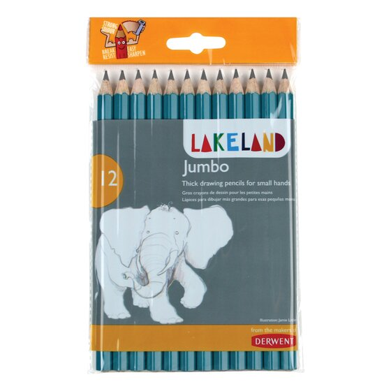 Lakeland Jumbo Graphite 12 Wallet