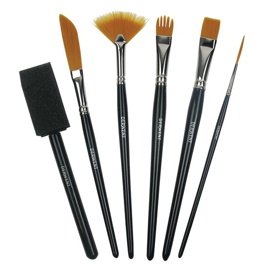 Technique Brushes Set