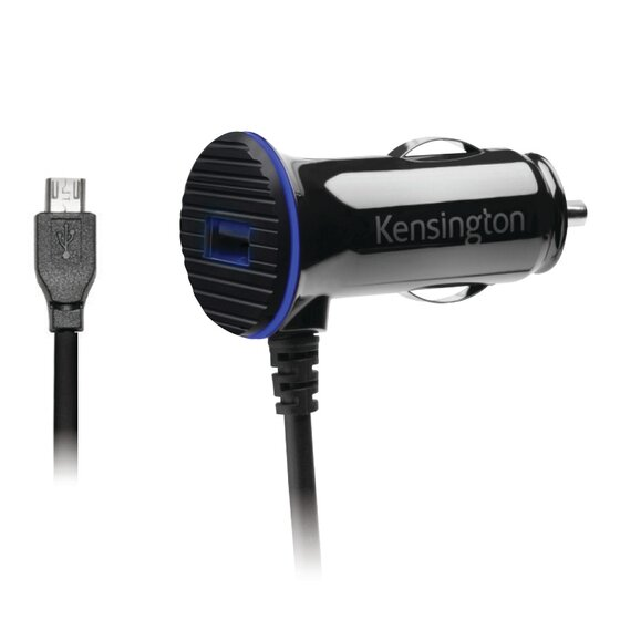 PowerBolt™ 3.4 Dual Fast Charge Car Charger with Micro USB Cable