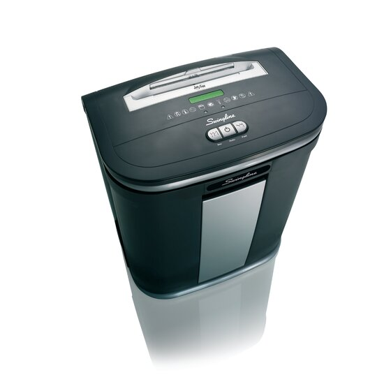 Swingline SM11-08 Micro-Cut Jam Free Shredder, 11 Sheets, 1-5 Users