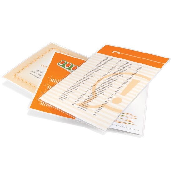 Economy Thermal Laminating Pouches Letter Size 3 Mil 200 pcs