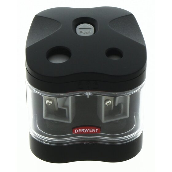 Battery Operated Twin Hole Sharpener
