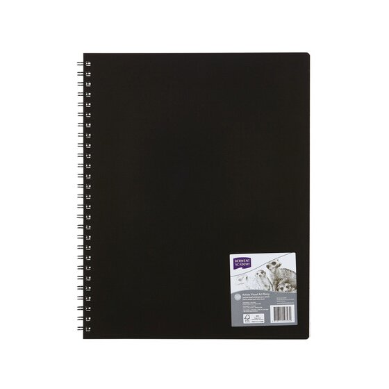 Derwent® Academy Visual art diary 11 x 14 (120 pages)