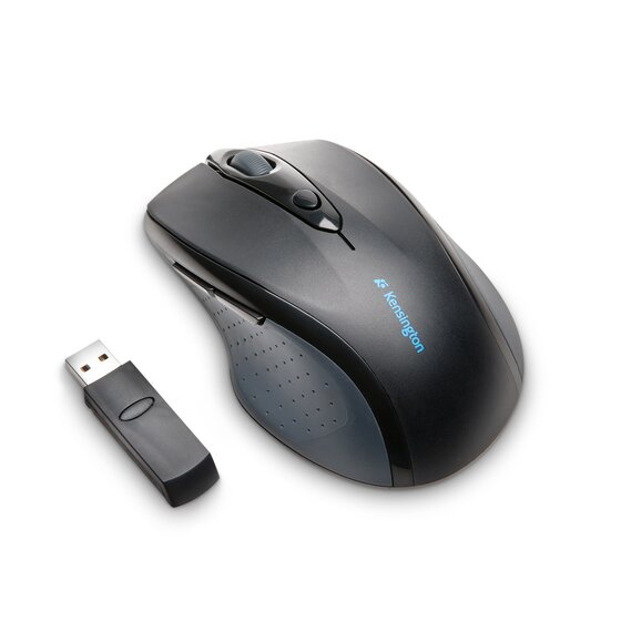 Pro Fit 174 Full Size Wireless Mouse Computer Mice Laptop
