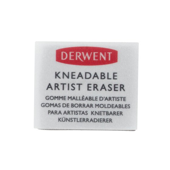 Derwent Kneadable Artist Eraser in a Box