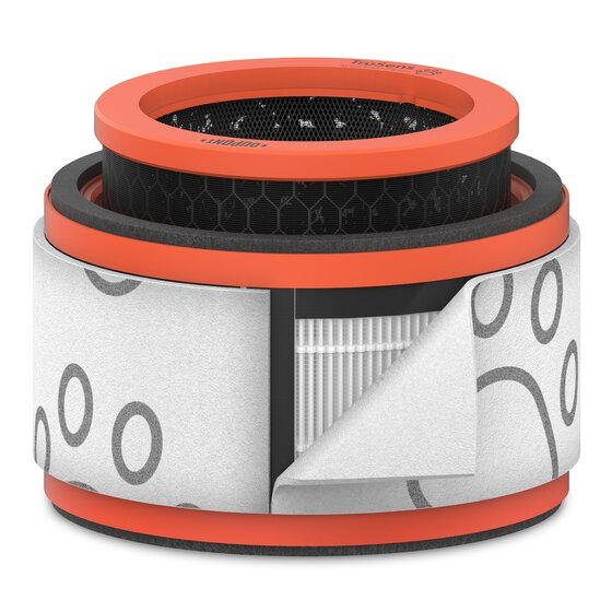 DuPont Pet Filter with True HEPA for TruSens Small Air Purifier