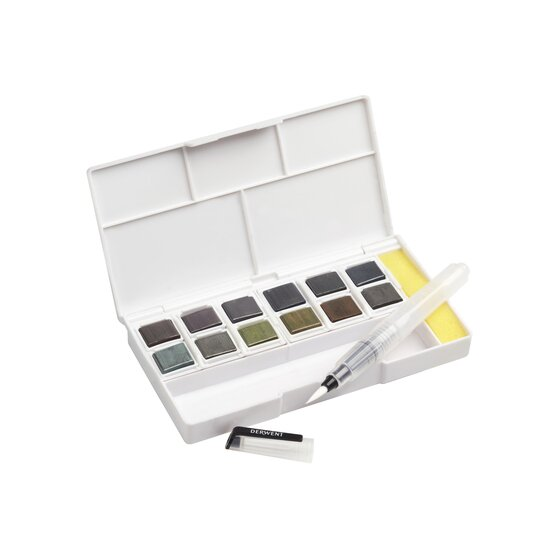 Graphitint Paint 12 Pan Palette