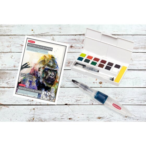 Inktense Paint Set 2