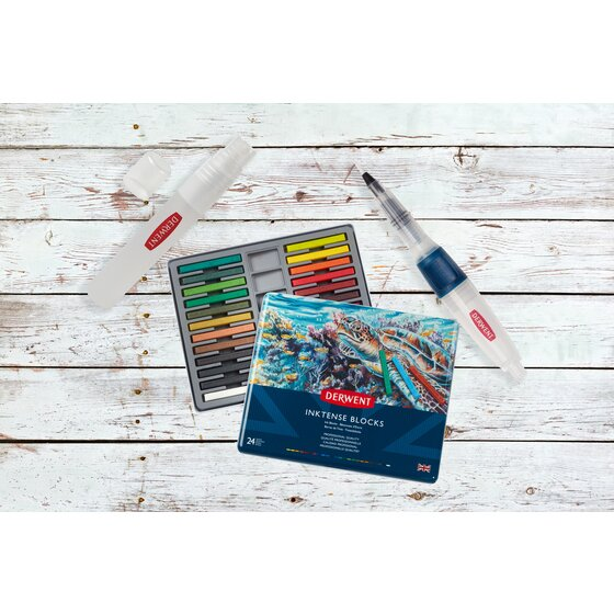 Inktense Blocks Starter Set